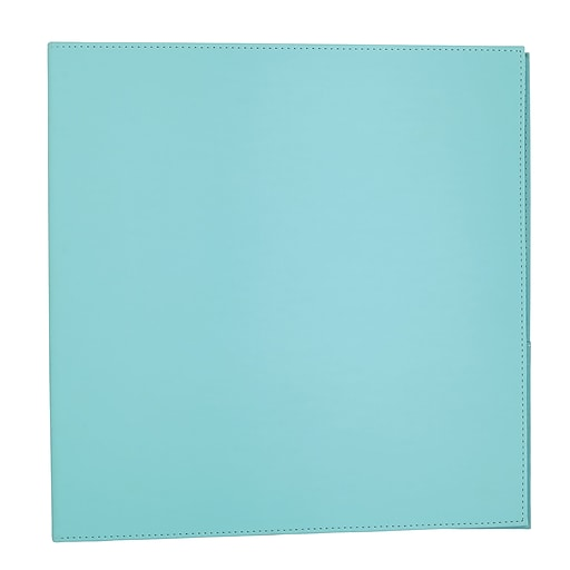 office by martha stewart 1 binder 3 ring blue 28796 staples