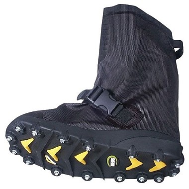 STABILicers Overshoe Boots with Ice Traction Cleats, Small, Men's 5.5-7/Women's 7-8.5, Pair