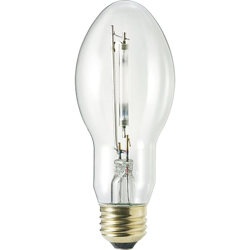 Philips High Pressure Sodium Lamp, BD17, 100 Watts, 12PK