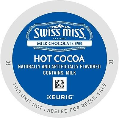 Keurig K-Cup Swiss Miss Milk Chocolate Hot Cocoa, 16 Count 445613