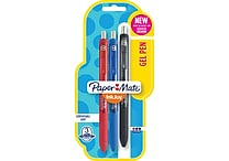 Paper Mate® InkJoy® Gel Pens, Medium Point, Assorted, 3/Pack (1951639)