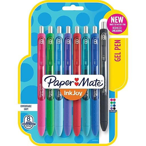 Includes 20, 0.7mm medium-point gel pens in:
