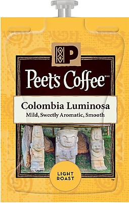 MARS DRINKS™ Flavia® Coffee Peet's® Columbia Luminosa Freshpacks 72/Ct