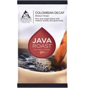 Java Roast Gourmet Colombian Ground Coffee with Filters; Decaffeinated, 1.25 oz., 42 Packets