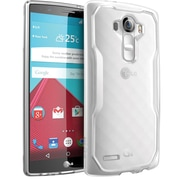 SUPCASE LG G4 Case Unicorn Beetle Hybrid Protective Case, Clear Clear