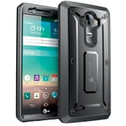 SUPCASE LG G4 Case Unicorn Beetle Pro Rugged Holster Case, Black
