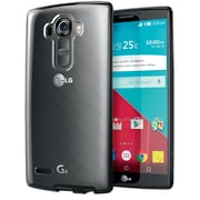 i-Blason LG G4 Case Halo Scratch Resistant Hybrid Clear Case, Black
