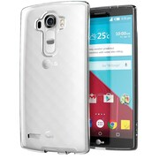 i-Blason LG G4 Case Halo Scratch Resistant Hybrid Clear Case, Clear