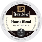 Keurig K-Cup Peet's House Blend Regular 22/Pack (6546)