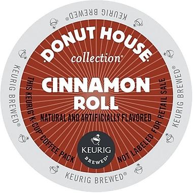 Keurig® K-Cup® Green Mountain® Donut House™ Cinnamon Roll™ Coffee, Regular, 24/Pack