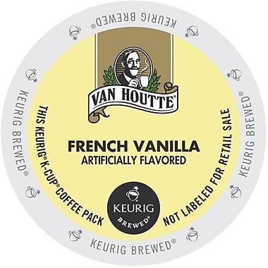 Keurig® K-Cup® Van Houtte French Vanilla Coffee, Regular, 18/Pack