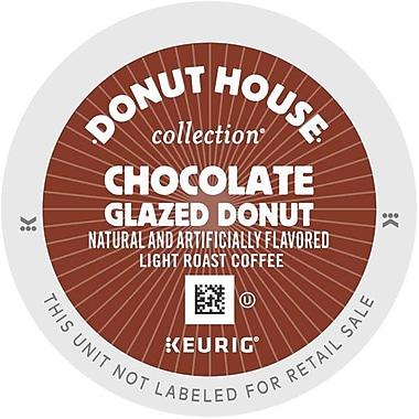 Keurig® K-Cup® Green Mountain® Donut House™ Chocolate Glazed Donut Coffee, Regular, 24 Pack