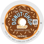 The Original Donut Shop® Decaf Coffee, Keurig® K-Cup® Pods, 18 Count