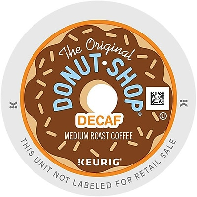 Keurig® K-Cup® The Original Donut Shop® Medium Roast Decaffeinated Coffee, 22 Count