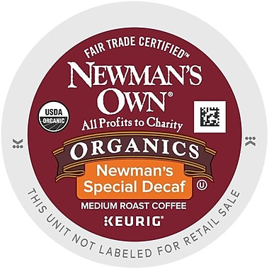 Keurig® K-Cup® Newman's Own Special Blend Coffee, Decaffeinated, 24 Pack