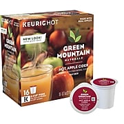 Green Mountain Naturals™ Hot Apple Cider K-Cup® Pods, 16/Pk
