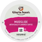 Gloria Jean's® Mudslide Coffee K-Cups®, 96/Carton (DIE-60051056)