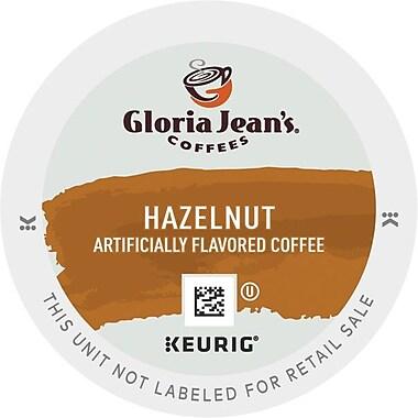 Gloria Jean's® Hazelnut, Regular Keurig® K-Cup® Pods, 18 Count