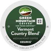 Keurig® K-Cup® Green Mountain Coffee® Vermont Country Blend Coffee, 24 Count