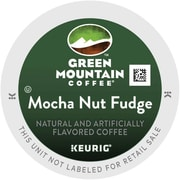 Keurig® K-Cup® Green Mountain® Mocha Nut Fudge Coffee, 96/Carton (6752)