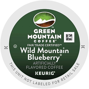 Keurig® K-Cup® Green Mountain Coffee® Wild Mountain Blueberry Coffee, 24 Count