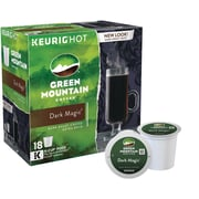 Green Mountain Dark Magic Coffee, K-Cup® Pods, 18/Bx