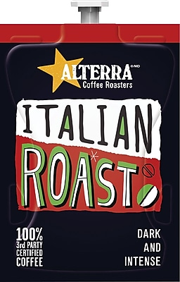 MARS DRINKS™ Flavia® Coffee ALTERRA® Italian Roast Freshpacks 100/Ct