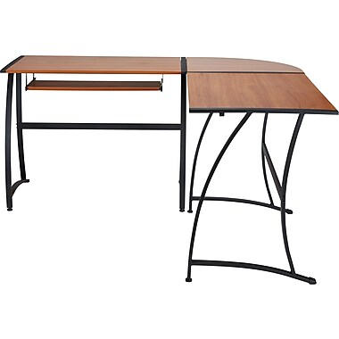 Staples Gillespie L Shaped Desk