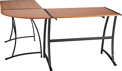 staples gillespie l shaped desk staples rh staples com staples desk l shaped staples desk chairs