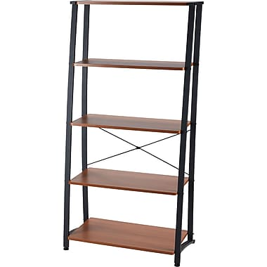Staples Gillespie 5-Shelf Bookcase