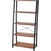 Staples Gillespie 5-Shelf Bookcase