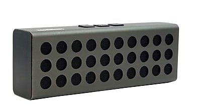 Uniden Metal Bluetooth Speaker, Black