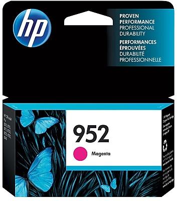 HP 952 Magenta Ink Cartridge, Standard (L0S52AN#140)