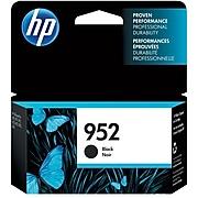 HP 952 Black Standard Yield Ink Cartridge (F6U15AN#140)