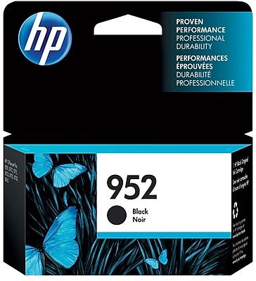 HP 952 Black Ink Cartridge (F6U15AN#140)
