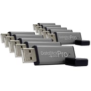 Centon DSP4GB10PK 4GB USB 2.0 Flash Drive, Gray