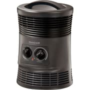 Honeywell 360° Surround Fan Forced Heater, Slate Gray