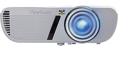 ViewSonic PJD5553LWS 3200lm White WXGA Short Throw Projector