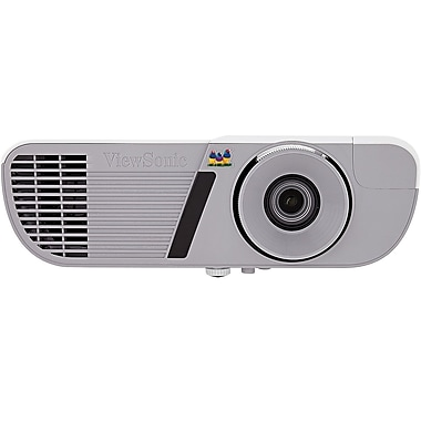 ViewSonic PJD6552LW WXGA 3500 Lumens Networkable DLP White Projector