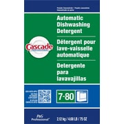 Cascade® Professional Automatic Dishwasher Powder, Fresh, 75 oz.