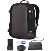 Dell Premier Laptop Accessory Bundle with Optical Drive