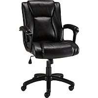 Staples Bristone Luxura Managers Chair (Black)