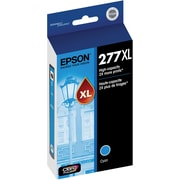 Epson T277XL Cyan Ink Cartridge, (T277XL220-S), High Yield