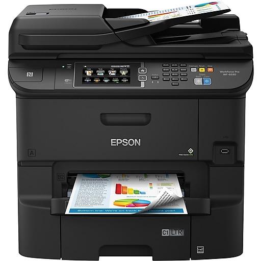 Epson WorkForce Pro WF-6530 Wireless Multifunction Color Inkjet Printer