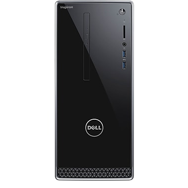 Dell Inspiron i3650-3111SLV Desktop PC (Intel Core i3 Processor, 6GB RAM, 1TB HDD, Windows 10, Silver)