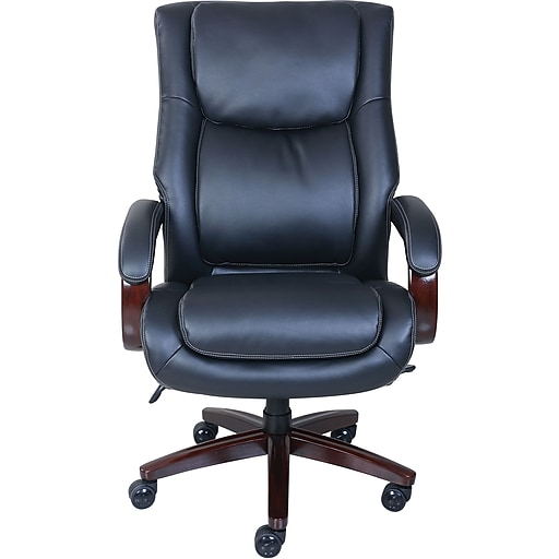 La-Z-Boy Winston Leather Executive Office Chair, Fixed Arms, Black on ergonomic office chairs, traditional leather executive chairs, reception chairs, stacking chairs, executive blue office chairs, executive leather reception chairs, executive office chair for tall people, executive office reclining desk chair, studded desk chairs, boss executive office chairs, mid-back office chairs, office desk chairs, executive office furniture chairs, leather dining chairs, executive ergonomic chairs, the most comfortable computer desk chairs, executive chair with headrest, conference chairs, task chairs, leather computer chair, modern office chairs, leather lounge chairs, folding chairs, lounge chairs, mesh office chairs, attached pillow back chairs, contemporary black leather dining chairs, desk chairs, computer chairs, dining chairs, executive chairs leather and wood, genuine leather desk chairs, home office wood desk chairs, flash folding chairs, office computer desk chairs, ergonomic chairs,