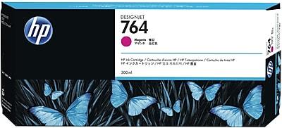 HP 764 300ML Magenta DesignJet Ink Cartridge, C1Q14A