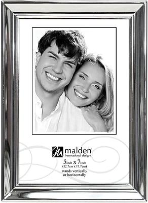 Malden Concourse Pewter Frame