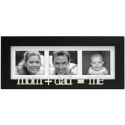 Malden Mom+Dad=Me 3-Opening Frame