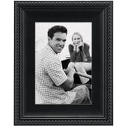 Malden Fashion Basics Black Bead 5x7 Frame